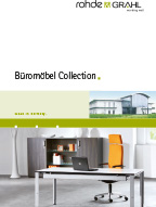 ROHDE & GRAHL Büromöbel Collection Kataloge